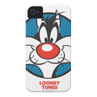SYLVESTER™ Dotty Icon iPhone 4 Covers