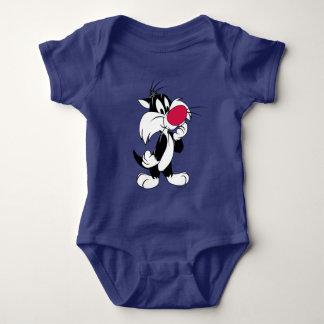 Sylvester Jr. | Classic Pose Baby Bodysuit