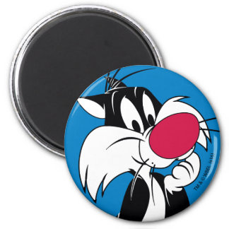 Sylvester Jr. | Classic Pose Magnet