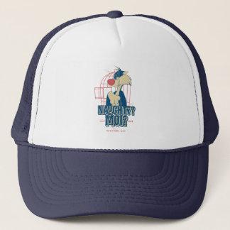 SYLVESTER™- Naughty? Moi? Trucker Hat
