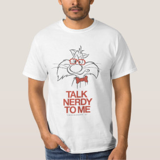 SYLVESTER™ - Talk Nerdy To Me T-Shirt