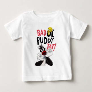 SYLVESTER™ & TWEETY™- Mean Ol' Puddy Tat Baby T-Shirt
