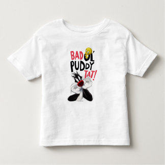 SYLVESTER™ & TWEETY™- Mean Ol' Puddy Tat Toddler T-Shirt