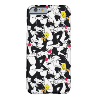 SYLVESTER™ & TWEETY™ Pattern Barely There iPhone 6 Case