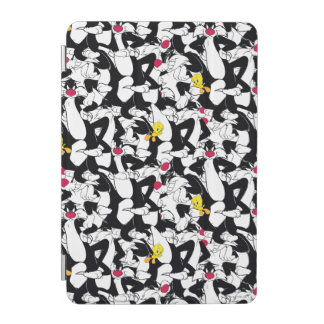 SYLVESTER™ & TWEETY™ Pattern iPad Mini Cover