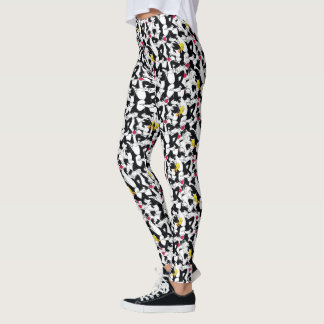 SYLVESTER™ & TWEETY™ Pattern Leggings