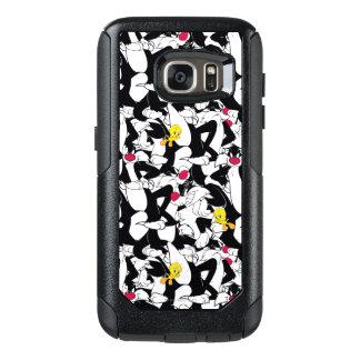 SYLVESTER™ & TWEETY™ Pattern OtterBox Samsung Galaxy S7 Case