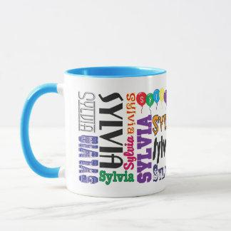 Sylvia Coffee Mug