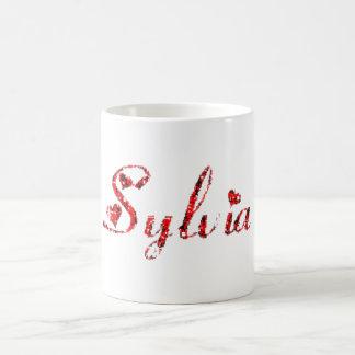 Sylvia Name Coffee Mug