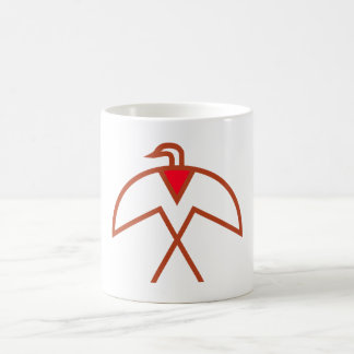 Symbol bird Indian bird native American Mug