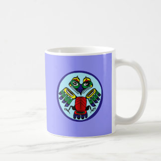 Symbol bird Indian bird native American Coffee Mugs