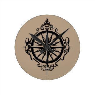 Symbol: Compass Wallclock