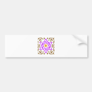 Symbol freemason free masons bumper sticker