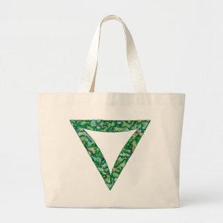Symbol Magna mould Large Tote Bag