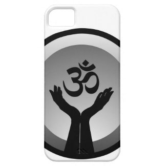 Symbol of Hinduism- om symbol iPhone 5 Cover