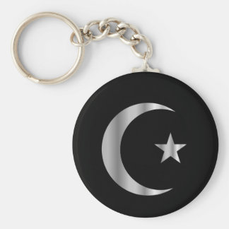 Symbol of Islam Key Ring
