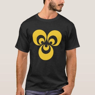 Symbol of Strength and Cintemani Power Pattern T-Shirt