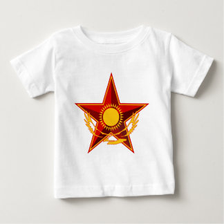 Symbol_of_the_Kazakh_Ministry_of_Defense Baby T-Shirt