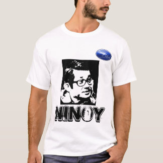 symbol, pinoy idol, Ninoy T-Shirt