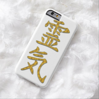Symbol REIKI gold + your background Barely There iPhone 6 Case