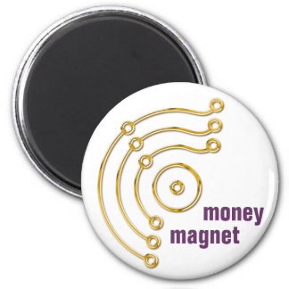 Symbol RUNA / GOLD, money, magnet