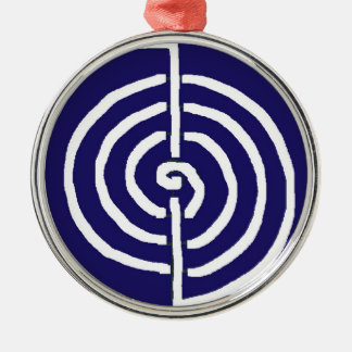 Symbolic Art : Reiki Chokurai Metal Ornament