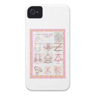 Symbolic ART : Reiki Masters Practice Tools iPhone 4 Covers