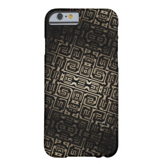 'Symbolic' custom fractal art Barely There iPhone 6 Case