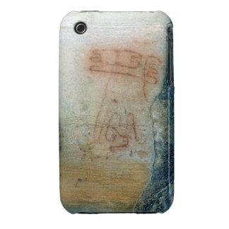 Symbolic figures (cave painting) Case-Mate iPhone 3 case