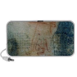 Symbolic figures (cave painting) travel speakers