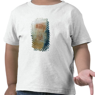 Symbolic figures (cave painting) tshirt