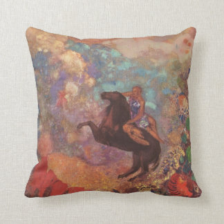 Symbolist Pillow Throw Cushion