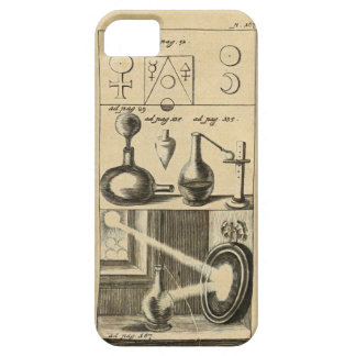 Symbols and Tools of An Alchemist iPhone 5 Covers