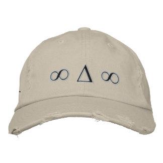 Symbols Distressed Twill hat