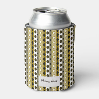 SYMBOLS with Custom Name Can Cooler