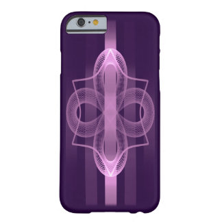 Symmetric pattern barely there iPhone 6 case