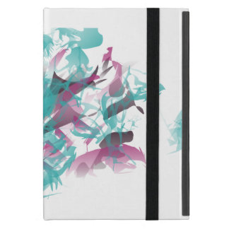 Symmetrical abstract ipad case