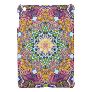 Symmetrical Colors Abstract Cover For The iPad Mini