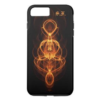 Symmetrical Fire iPhone 7 Plus Case