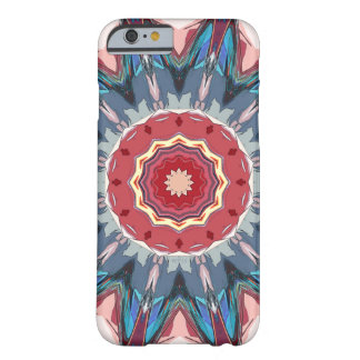 Symmetrical Mandala Graphic Barely There iPhone 6 Case