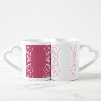 Symmetry and In the Pink Coffee Mug Set