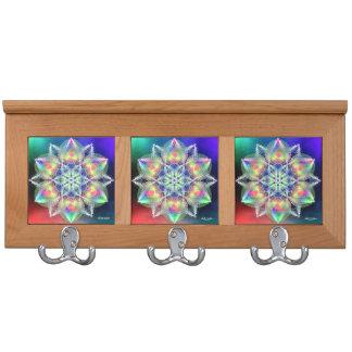 Symmetry of Peace Coat Racks