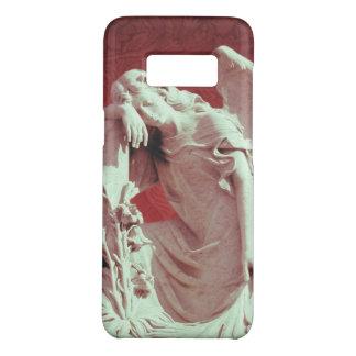 sympathy cemetery memorial Grief weeping Angel Case-Mate Samsung Galaxy S8 Case