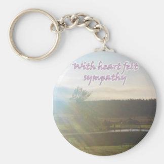 sympathy key chains
