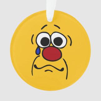 Sympathy Smiley Face Grumpey