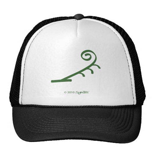 SymTell Green Impulsive Symbol Trucker Hat