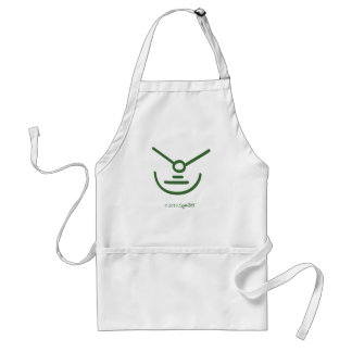 SymTell Green Supportive Symbol Aprons