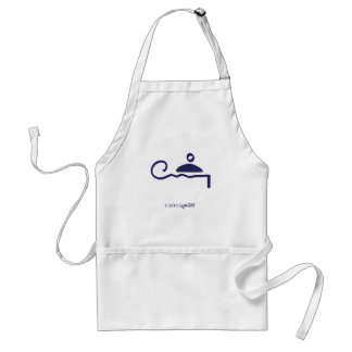 SymTell Purple Non-Supportive Symbol Aprons