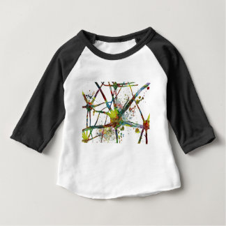 Synapses Medical Abstract Gift Baby T-Shirt