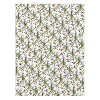 Synapses Medical Abstract Gift Tablecloth